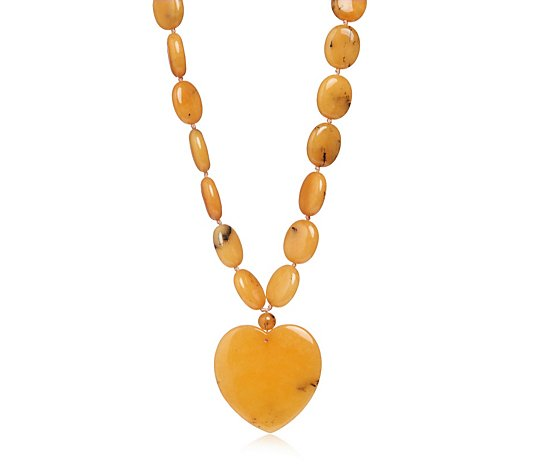 Lola Rose Nikki Loves May Semi Precious 53cm Necklace