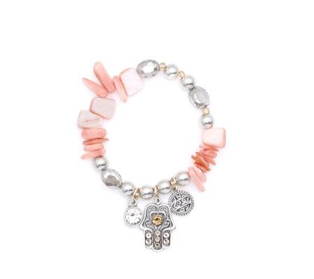 Bibi Bijoux Hamsa Hand Bracelet