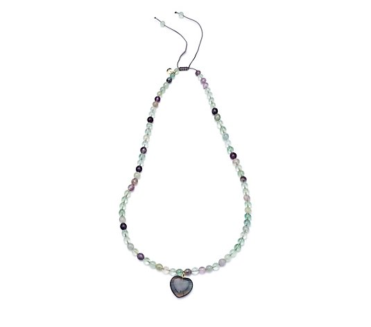 Lola Rose Mirin Semi Precious 48cm Necklace