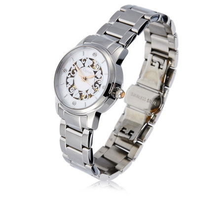 Clogau Tree of Life Baroque Watch Stainless Steel