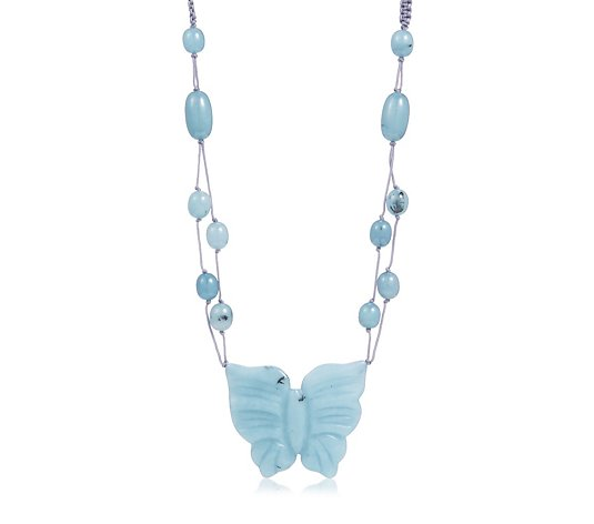 Lola Rose Semi Precious Sanday Necklace