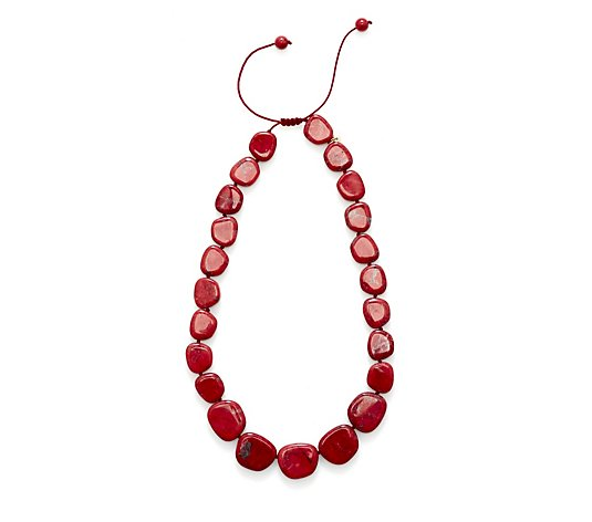 Lola Rose Mathilde Semi Precious 43cm Necklace