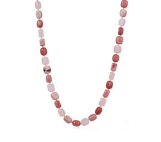 Lola Rose Florentina Semi Precious 51cm Necklace
