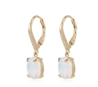 Diamonique Earrings Qvc Uk