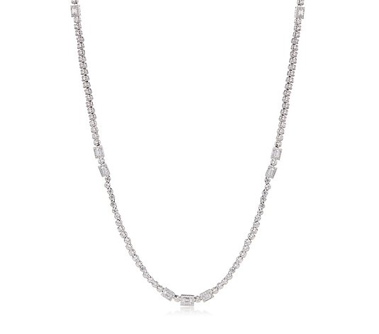 Diamonique 20ct tw Vintage Style 80cm Necklace