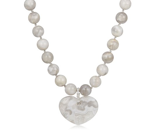 "Lola Rose Semi Precious Portree 19""-28"" Necklace"