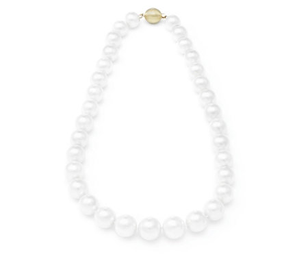 Outlet Honora 12-16mm Ming Pearl 45cm Necklace 14ct Gold