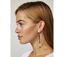 Danielle Nicole Concentric Earrings - 316226
