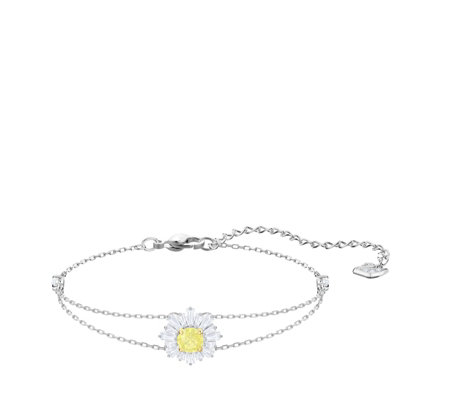 complete in specifications best cheap new collection Swarovski Sunshine Bracelet - QVC UK
