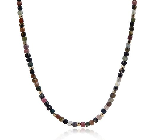 Lola Rose Ely Semi Precious 38cm Necklace
