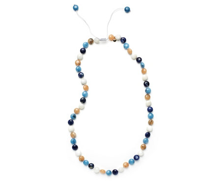 Lola Rose Jennifer Semi Precious 62cm Necklace