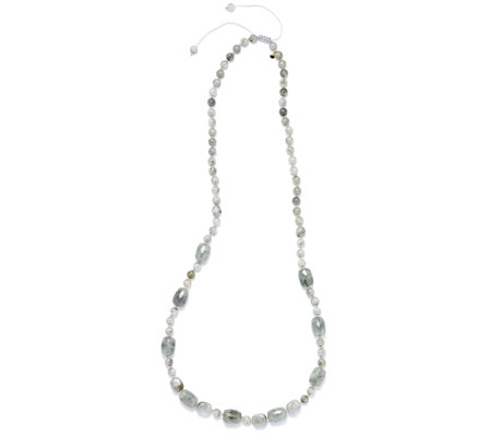 Lola Rose Alessia Semi Precious 88cm Necklace