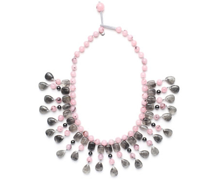 Lola Rose India Semi Precious 51cm Necklace