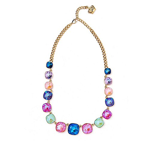 Butler & Wilson Large Crystals 41cm Necklace