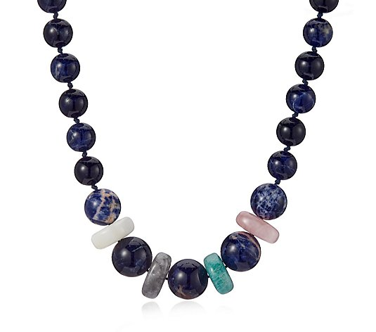 Lola Rose Nuka Semi Precious 44cm Necklace