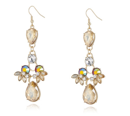 Rococo Jewels Vivien Earrings