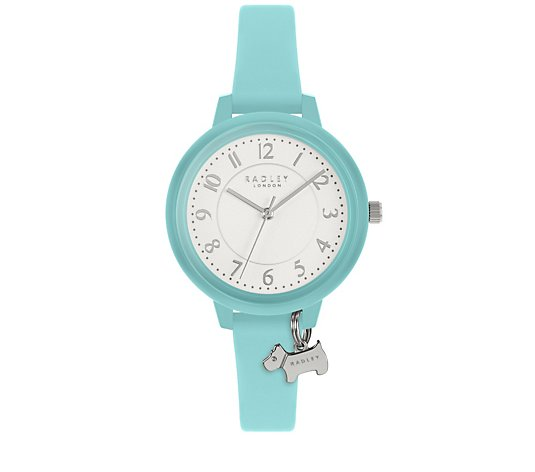 Radley Large Silicone Strap Watch