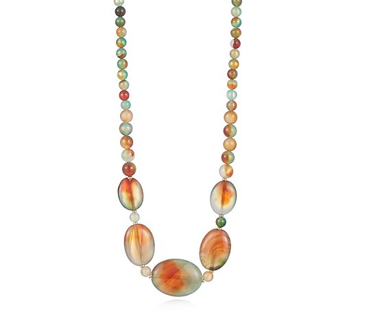 Lola Rose Dulcina Semi Precious 48cm Necklace