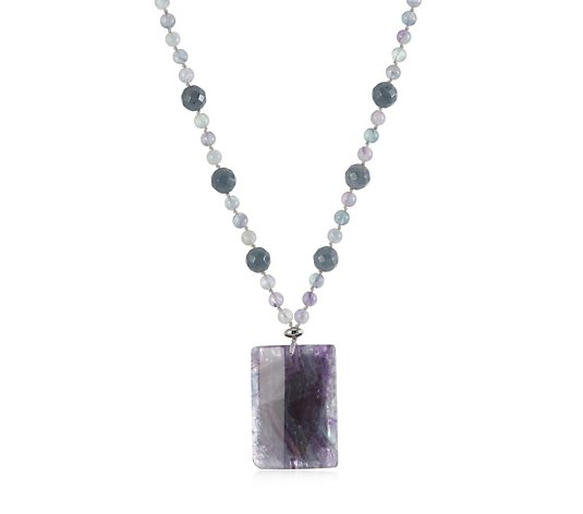 Lola Rose Azalea Semi Precious 70cm Necklace