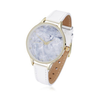 0408db2c2 Ophia Watercolour Leather Strap Watch - 341139