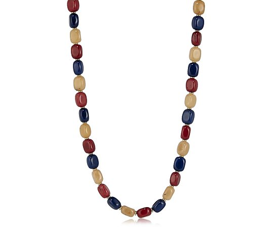 Lola Rose Highbury Semi Precious 74cm Necklace