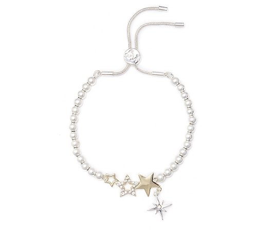 Kate Thornton for Bibi Bijoux Cascading Star Friendship Bracelet