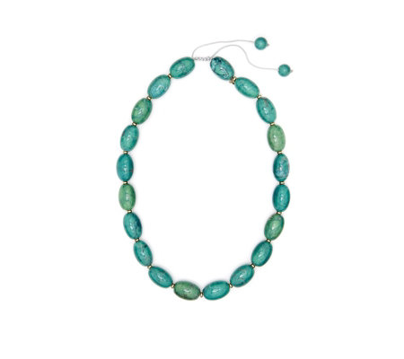Lola Rose Timea Semi Precious 48cm Necklace