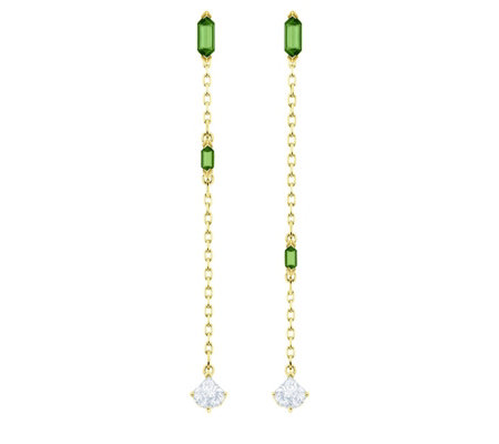 Swarovski Cubic Zirconia Drop Earrings