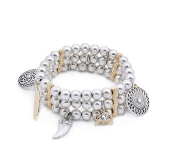 e389b8f4d7d5 Bibi Bijoux — Bracelets   Bangles - QVC UK