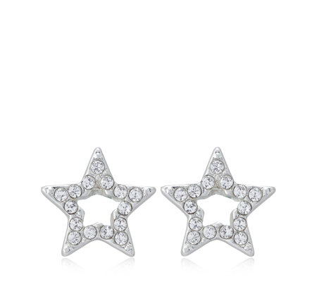 Kate Thornton for Bibi Bijoux Crystal Stud Earrings