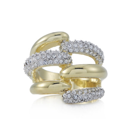 Outlet Roberto by RFM Pave Claw Ring