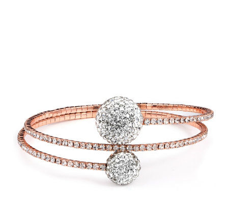 Loverocks Crystal Bangle