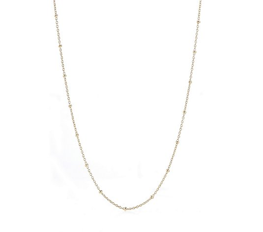 K by Kelly Hoppen Station Bead Necklace