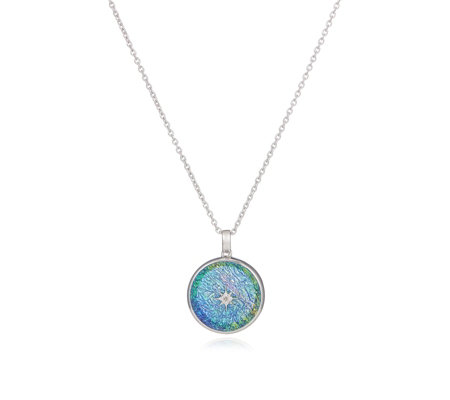 Ophia Star Gazing 45cm Necklace Sterling Silver