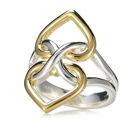 Links of London Infinite Love Ring Sterling Silver