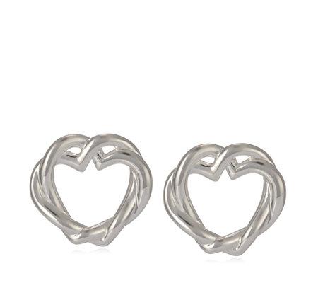 Links Of London Kindred Soul Stud Earrings Sterling Silver