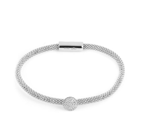 Links of London Round Stardust 19.5cm Bracelet Sterling Silver