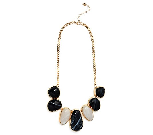 Frank Usher Bright Statement Stone 48cm Necklace