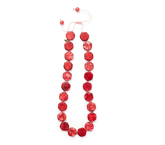 Lola Rose Sofiya Semi Precious 49cm Necklace