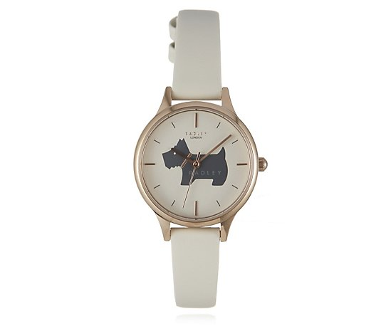 Radley London Meridian Place Leather Strap Watch