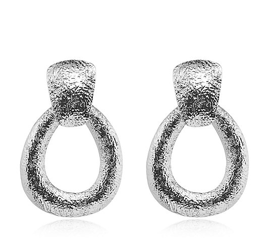 Frank Usher Chunky Drop Earrings