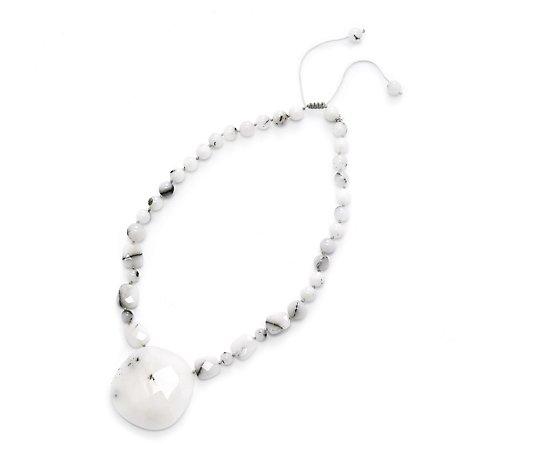 Lola Rose Cerys Semi Precious 51cm Necklace