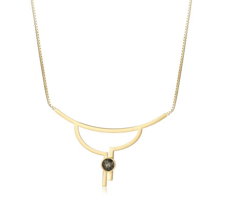 Pilgrim Moments Statement 40cm Necklace with 9cm Extender
