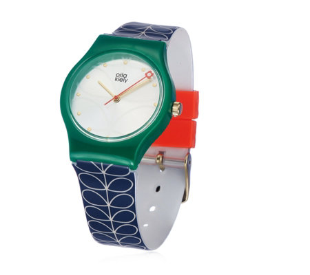 Orla Kiely Bobby Watch