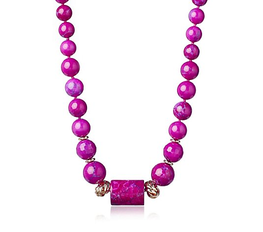 Lola Rose Rana Semi-precious 42cm Necklace