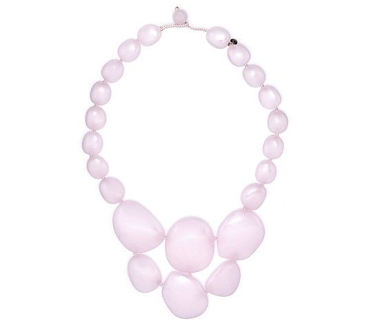 Lola Rose Leoniee Semi Precious 51cm Necklace