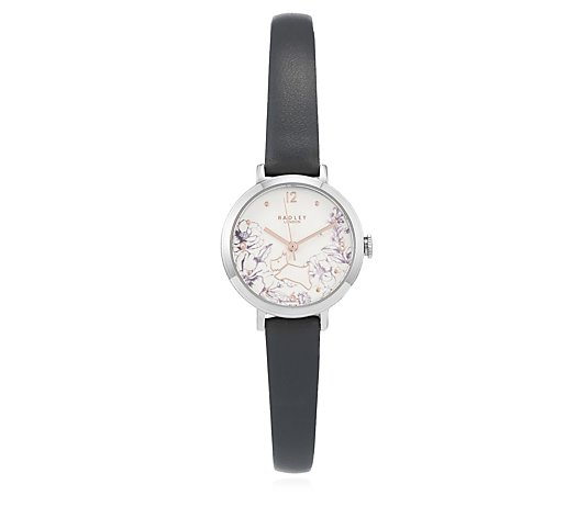 Radley Leather Sketchbook Floral Mini Watch