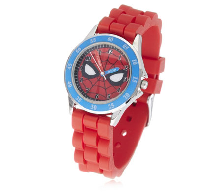 Disney Time Teacher Rubber Strap Watch