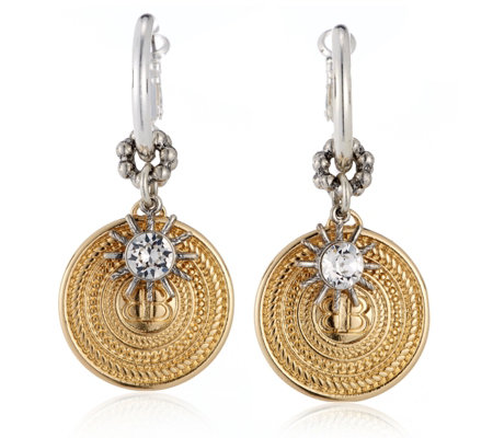 Bibi Bijoux Disc Earrings