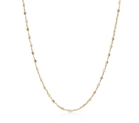 9ct Gold Fancy Sparkle Chain